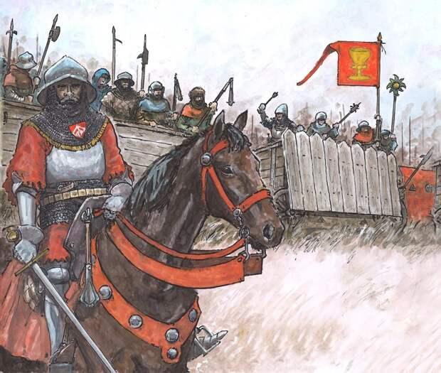 Липаны: последняя битва таборитов (30 мая 1434 г.)