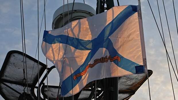 Морская пехота Каспийской флотилии провела первую совместную репетицию парада Победы