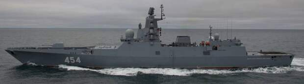 Способность воевать на море — необходимость для России!