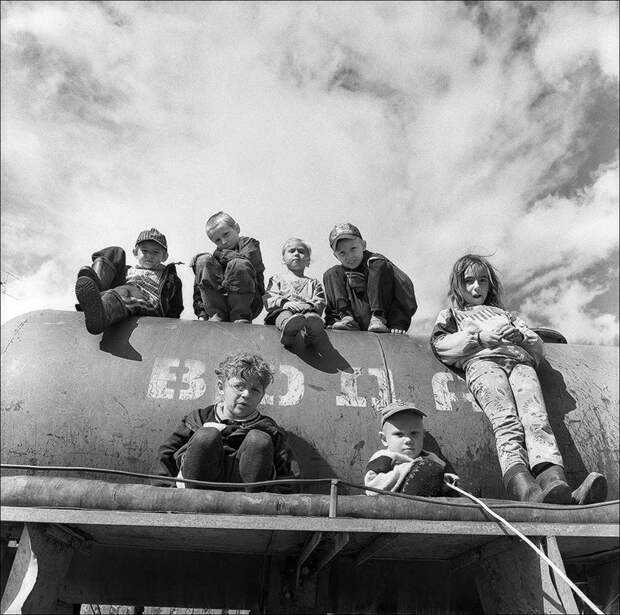 Негород в снимках красноярского фотографа Александра Кустова 40