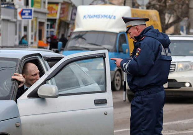 Армия без документов: 188 тыс. человек лишили прав за ДТП
