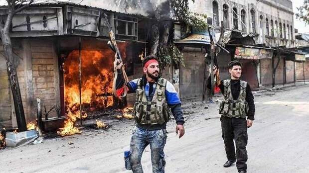 После захвата Тархуны боевиками ПНС город покинуло более 20 тысяч человек