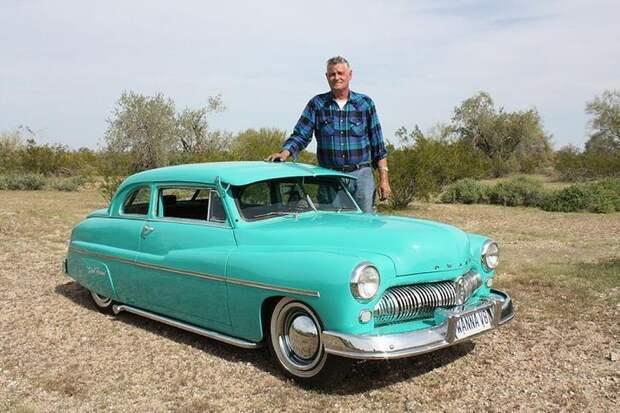 Mercury Eight авто, игрушка, копия, миниавтомобиль, моделизм, модель, самоделка, своими руками
