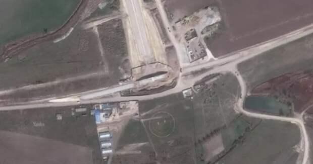 В Крыму появился гигантский смайлик (ФОТО)