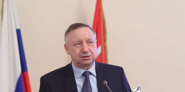 Беглову и Макарову написали о «беспрецедентном негативе»