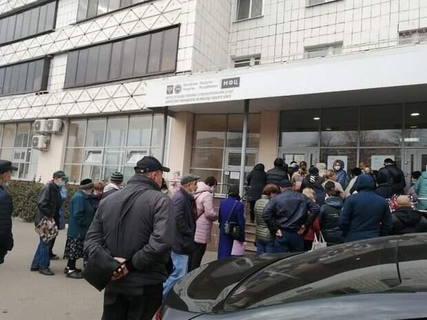 Количество обращений в МФЦ Татарстана выросло втрое после введения QR-кодов