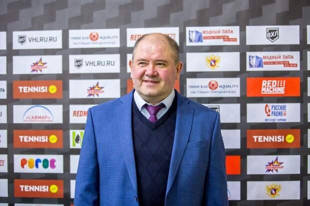 Альберт Логинов покинул пост главного тренера «Ижстали»