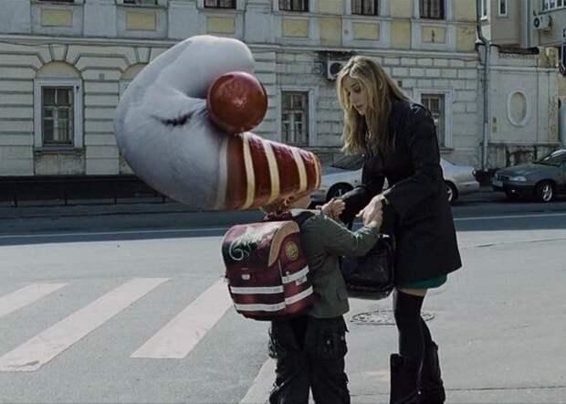 Кинокартины о российской столице