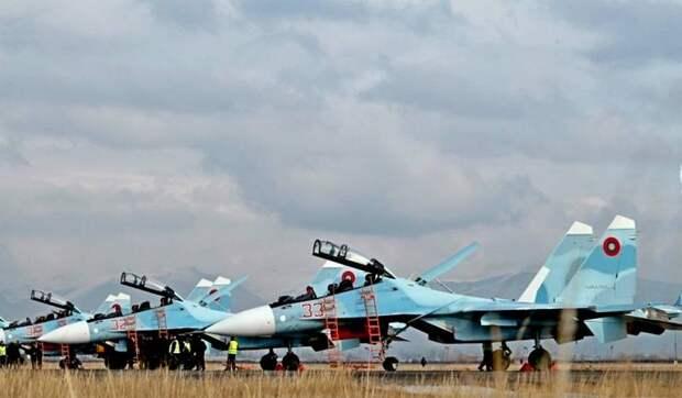 В Ереване нашли причину военного поражения в Карабахе в закупленных Су-30СМ