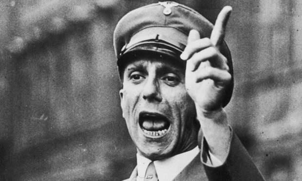 Геббельс: король лжи и последний канцлер Рейха