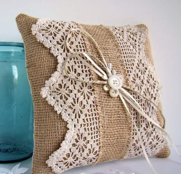 10 способов применения бабушкиной кружевной салфетки Фабрика идей, кружевная салфетка, наши руки не для скуки, поделки и переделки