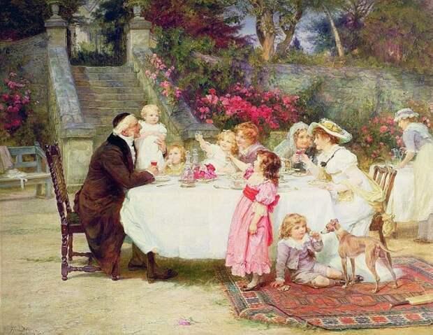 художник Фредерик Морган (Frederick Morgan) картины – 32
