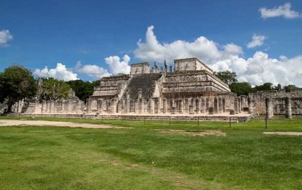 Археологи раскопали сокровища ацтеков