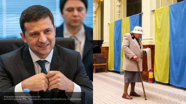 Выборы по-украински: волонтеров Зеленского не пускают на порог участков