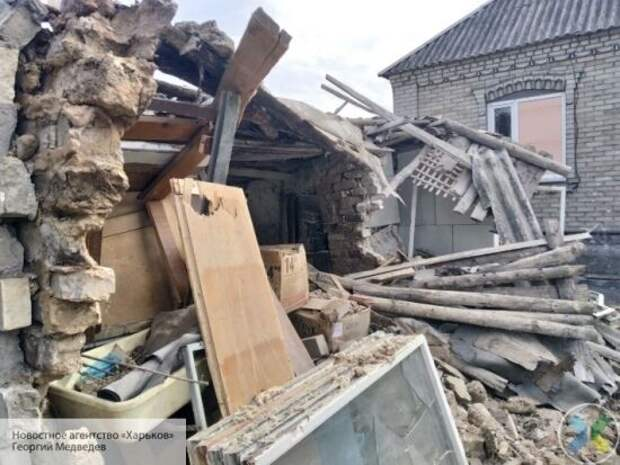 Детей спасла случайность: ВСУ одним артударом разрушили целую улицу в Донецке