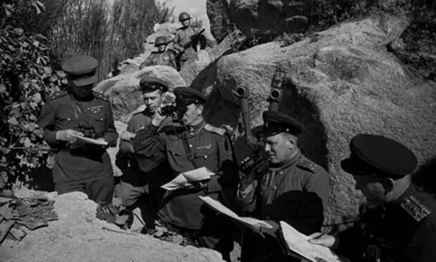 Советско-японская война.