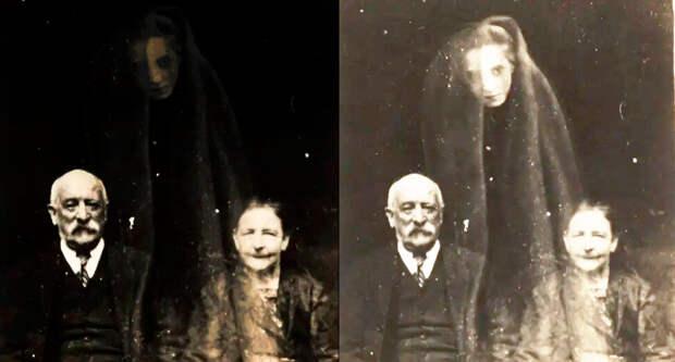 Истории с привидениями: три мистических фотографии