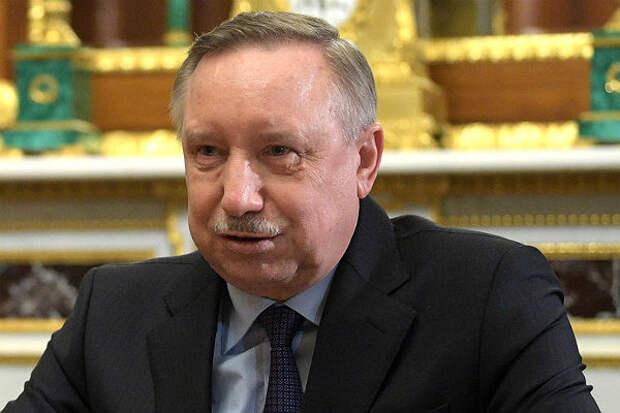 Питерский губернатор уволит часть своих чиновников