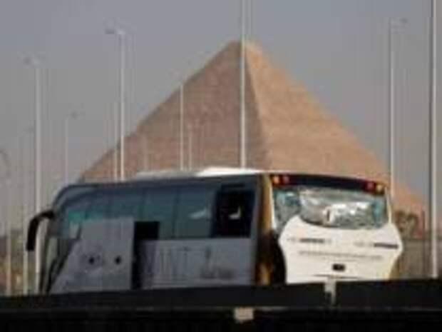 Теракт в Египте, есть пострадавшие