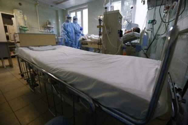 На Кубани спасли мужчину со 100% поражением лёгких из-за COVID-19