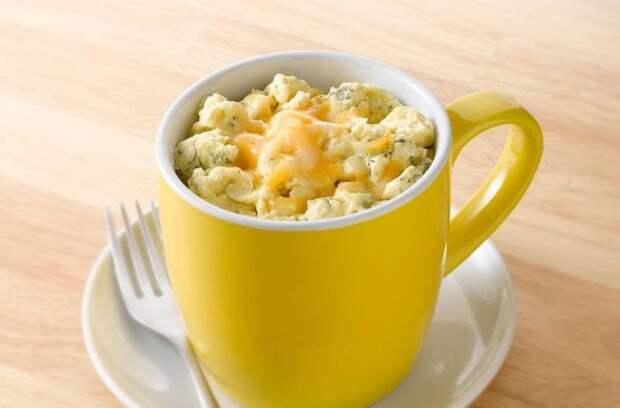 Четыре вкусные идеи для завтрака в кружке