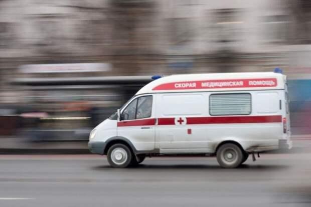 В посёлке Сонково автомобиль сбил пешехода и скрылся