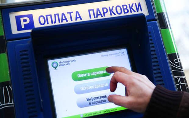 Ликсутов: с парковкой в Москве проблем нет, цены повышаться не будут