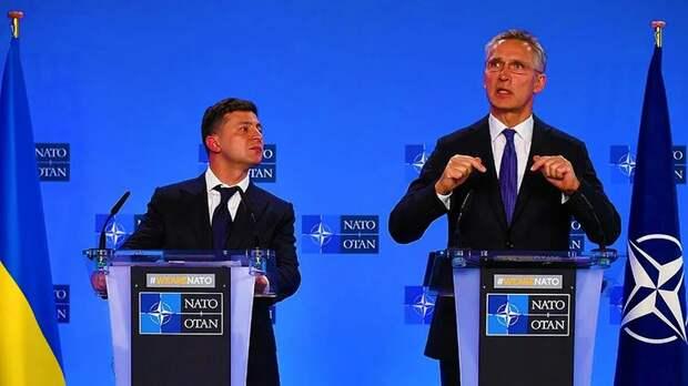 Украина и НАТО: никто уже никуда не идет