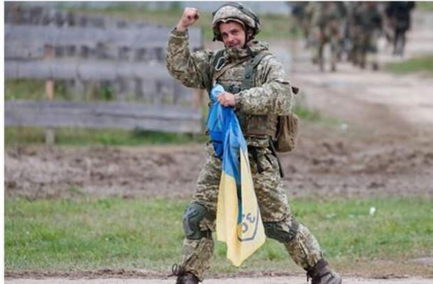 Украина решила поделиться опытом с НАТО