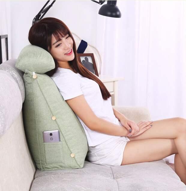 Алиэкспрессные подушки - трансформеры