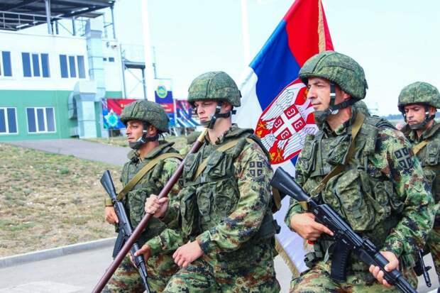 Эксперт: Сербия отказалась от учений в Белоруссии под давлением США