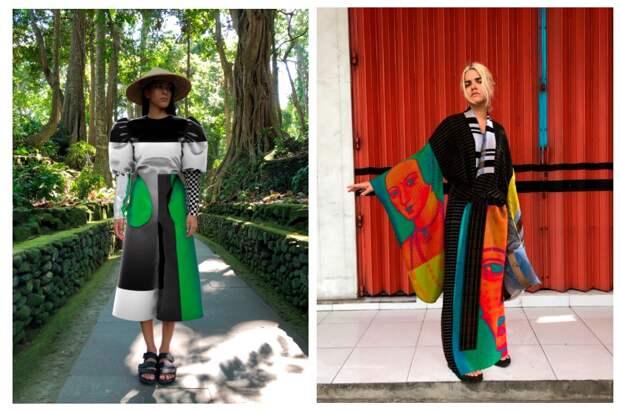 Дизайнеры придумали виртуальную одежду. Как её носить?