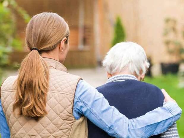 Народные советы при старческих психозах...