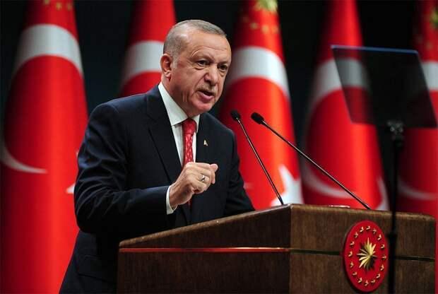 Эрдоган обсудил Донбасс с генсеком НАТО