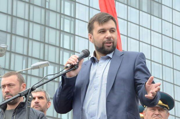 Глава ДНР обвинил Киев в подготовке нового наступления на Донбасс