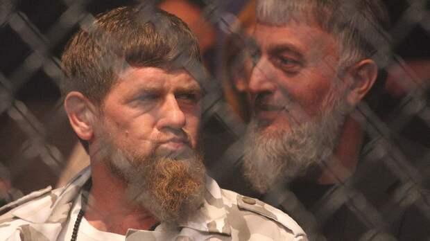 Чимаев: «Кадыров и Уайт дали мне мотивацию. Сейчас выйдем в клетку и будем кайфовать»