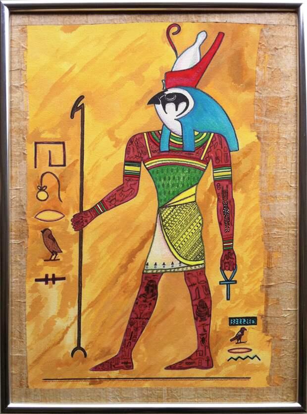 Египет Раннего Царства: фигура царя и религиозность египтян