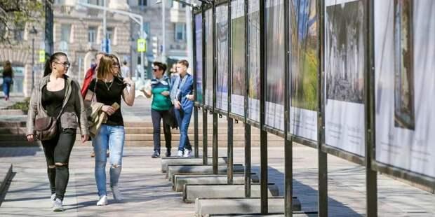 Фотовыставка «Город неравнодушных» открылась в парке на Ангарских