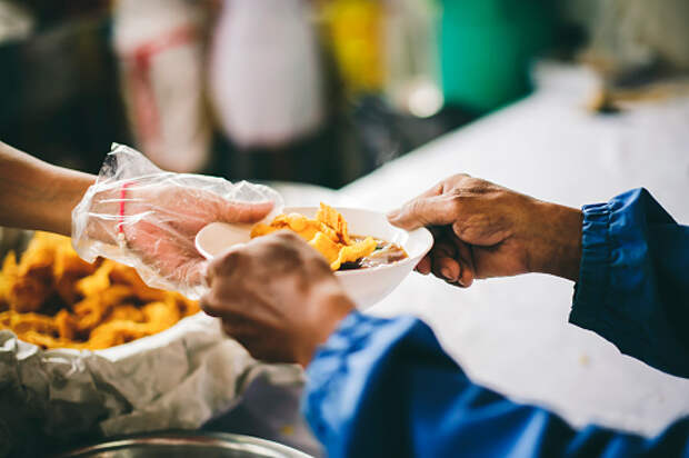 В храме Отрадного будут готовить еду для нуждающихся