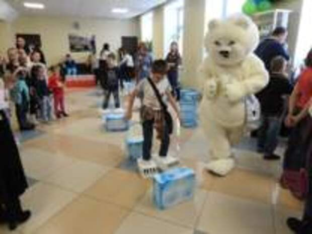 Норильчане отпраздновали день Белого медведя