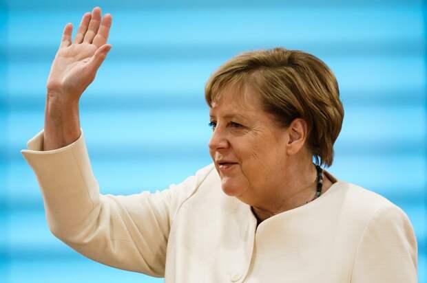 Похоже, угроза «Северному потоку-2» со стороны Меркель миновала