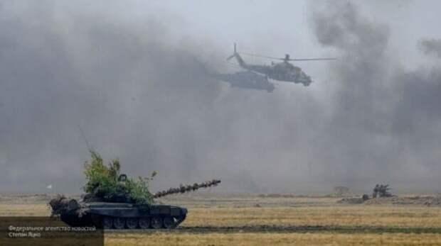 Военный эксперт Леонков назвал пять преимуществ армии России над силами США
