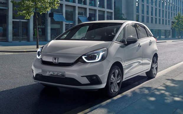 Honda представила в Токио новый Jazz