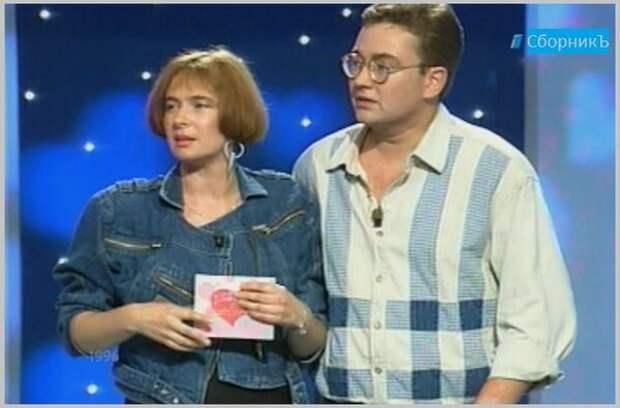 Алла Волкова и Борис Крюк. (Источник изображения: exporntoons.net).