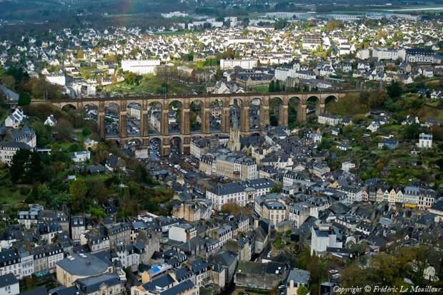 Красота Франции с высоты