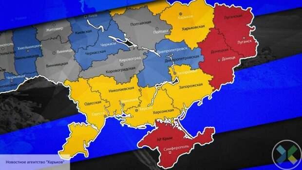 На киевском ТВ рассказали, кто может отделить Харьков от Украины