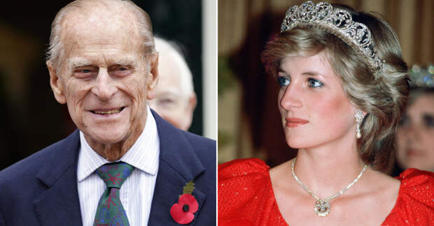 «C любовью, па». В Сети появились фрагменты переписки принца Филиппа и леди Ди