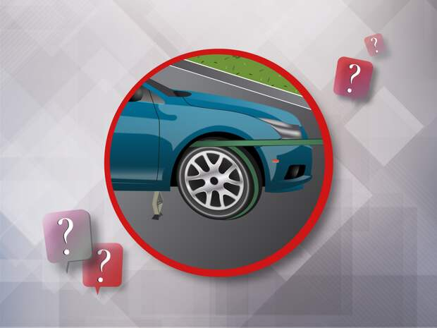 Как завести автомобиль в одиночку с помощью троса, если сел аккумулятор