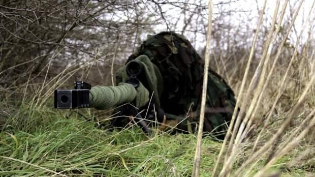 Сообщения о прибытии в Донбасс российских снайперов поступают от ВСУ