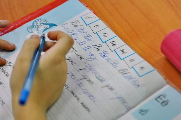 В Удмуртии с 1 апреля начнётся запись детей в школу